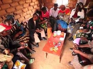 Born HIV Free: Shadrach, hilfreicher Vater