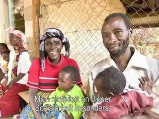 Born HIV Free: Esther und Gacheri