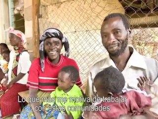 Born HIV Free: Esther y Gacheri