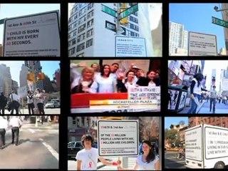 Born HIV Free hits the streets