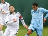 Carlos Tévez a rejoué avec Manchester City !