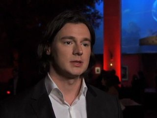 Abe Lincoln Presidential Library - Benjamin Walker - Interview Abe Lincoln Presidential Library - Benjamin Walker (Anglais)