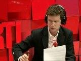 """INFO RTL - """"Les Carnets politiques"""" : Nora Berra victime de discrimination ?"""