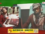 Afica Unite - Radio Republika Verde | Cu Johnny King