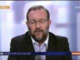"""Dalongeville : """"Martine Aubry n'est pas crédible"""""""