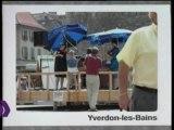 Carte postale d'Yverdon