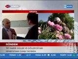 TRT Haber Güller Diyarı Isparta'daydı - TRT Haber Video