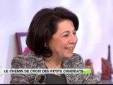 Corinne Lepage invitée de C à vous - 22 février 2012