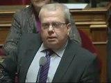 Michel Vergoz QAG du 23 février 2012 sur les violences urbaines à La Réunion