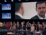 Syrie : pourquoi Marine Le Pen ne demande pas le départ de Bachar Al-Assad