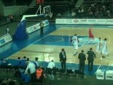 Beko Basketbol Ligi 14.Hafta maçı Telekom-Tofas