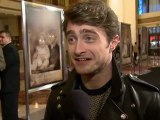 The Woman in Black - Festival - Black Carpet Screening Daniel Radcliffe