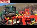 CUMA : l'activité bois bûches en Aveyron