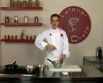 Recette d omelette roulée au saumon fumé et aux olives