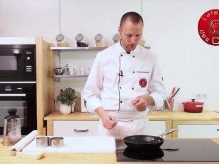 Technique de Chef - Réaliser des chips de parmesan
