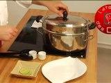 Technique de cuisine : Cuire un poisson à la vapeur