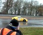 TELETHON 2011 : Baptêmes de voitures sur le Circuit de Chenevières (Meurte et Moselle-54)