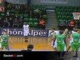 Union Roche Saint Etienne / ADA Blois 41 - Championnat de France de basket NM1 - 2me mi-temps