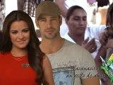 Maite Perroni y William Levy Vacunacion Un Gesto de Amor    SVA 2012