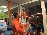 Saint Nicolas (Patrick Font) - Nicolas Bacchus @ Lavomatic Tour (Saison 5 - 2011-11-03)