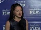 Young Actress Shailene Woodley The Descendants SBIFF 2012