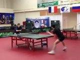 UMMC - Levallois : entraînement Gauzy - Lebesson