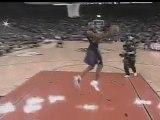 Eurosport / Vince Carter - NBA Slam Dunk Contest 2000 - Let's Go Home!