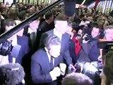 SIA 2012 : Bain de foule pour Sarkozy