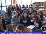 Andria   Le foibe raccontate agli studenti agli studenti del Liceo Troya