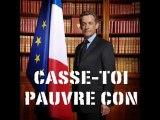 CASSE TOI PAUVRE CON - MONSIEUR DK