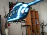 Hélicoptère Modelco EC 145