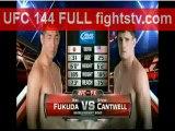 Steve Cantwell vs Riki Fukuda fight video