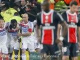 ZAP FOOT - Revivez l'incroyable Lyon-PSG