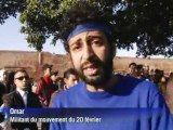 Maroc: 1er anniversaire du mouvement du 20 Février