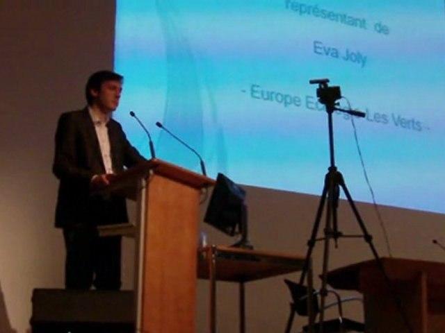 Questions à Laurent Audouin (EELV) sur les jeunes chercheurs et le doctorat