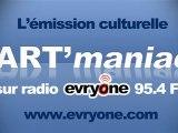 Emission Art'maniac 3 février 2012 'Musiques actuelles, jeunes talents'