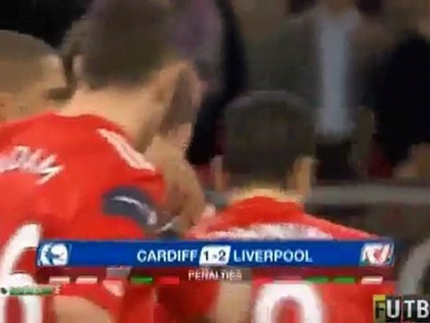 Cardiff City VS Liverpool 2-2  (FT,ET) PENALTY (4-5) Highlights.