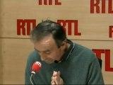 """Eric Zemmour : """"Les candidats marquent Sarkozy à la culotte"""""""