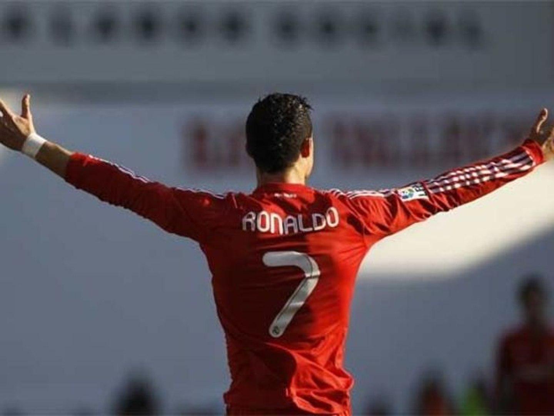 Cristiano Ronaldo et son but du talon !
