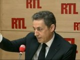 VIDEO : Nicolas Sarkozy invité exceptionnel de Jean-Michel Aphatie et Yves Calvi
