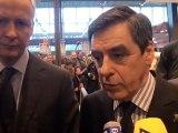 SIA 2012 : François Fillon et le revenu des éleveurs
