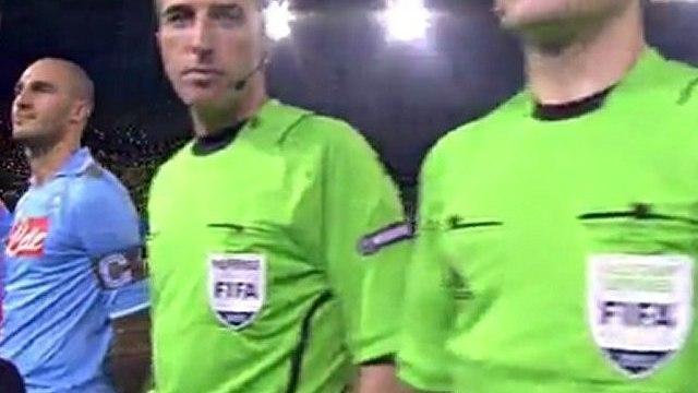 Napoli vs Chelsea [3-1] - Inno Champions League - S.Paolo