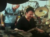Terry Bozzio teaches Power the Air Drummer