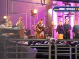 Feist performs at Jimmy Kimmel Live!