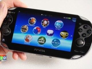 PS Vita - Prise en main