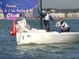 La finale Anne Claire Le Berre contre...
