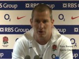 England vs Wales - Post Match Press Conference