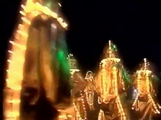 Parade de Noel lumineuse