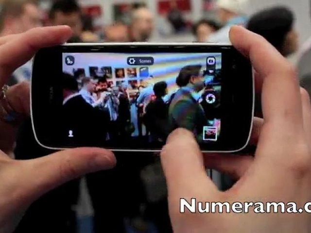 [MWC]Nokia - Démo du 808 PureView