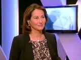 Ségolène Royal était l'invitée de I Télé